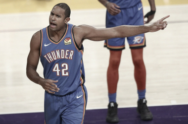 Thunder Shut Down Al Horford