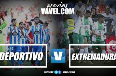 RC Deportivo La Coruña vs Extremadura UD // VAVEL.com