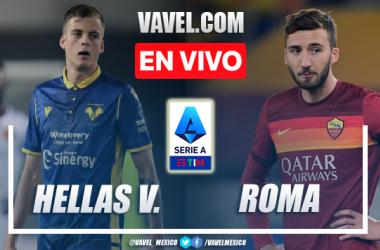 Resumen y goles: Hellas Verona 3-2 AS Roma en Serie A
