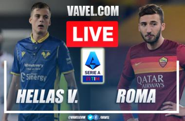 Hellas Verona vs AS Roma: LIVE Score Updates (3-2)