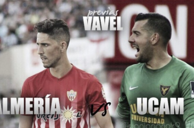 Previa UD Almería - UCAM CF: duelo por la salvación