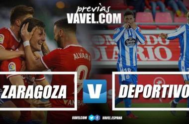 Previa del Zaragoza vs Deportivo de La Coruña // VAVEL.com
