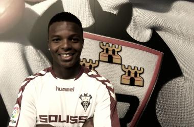 Malsa ya ha sido presentado con el Albacete Balompié