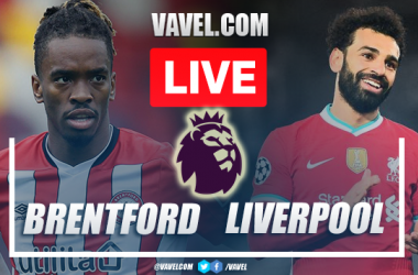 Goals and highlights Brentford 3-3 Liverpool in Premier League