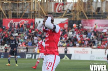 Roberto Nurse se convirtió en el goleador histórico de Mineros de Zacatecas a llegar a 40 dianas.
