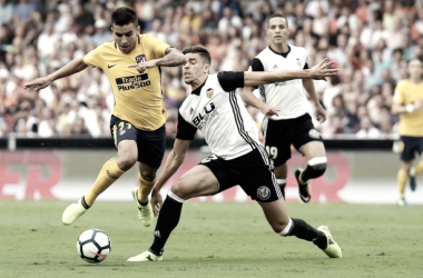 (Foto: Divulgação/Twitter Atlético de Madrid)