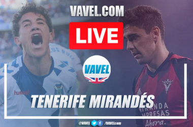 As it happened: CD Tenerife beat CD Mirandés 4-1 at home after Luis Milla puts on a show with stellar display