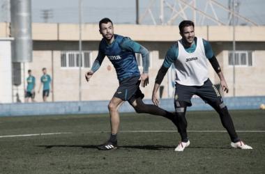 Javi Fuego ya se prepara para recibir al Alavés / Foto: Villarreal CF