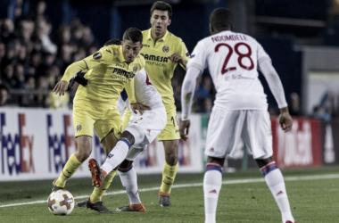 El Villarreal no logra la remontada / Foto: Villarreal CF