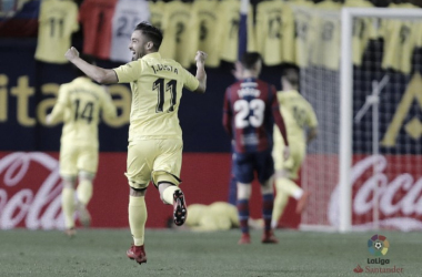 El Villarreal vence al Levante / Foto: La Liga