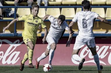 El Alcoyano vence al Villarreal B por 0-1 / Foto: Villarreal CF