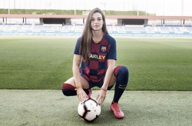 Giovana Queiroz, refuerzo de lujo para el Barça Femení