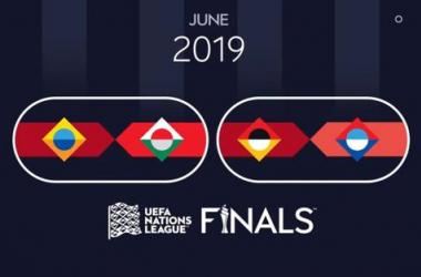 Las finales de la Liga de las Naciones se disputarán en junio de 2019. Foto: UEFA