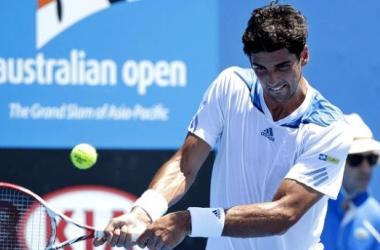 Bellucci avança à segunda rodada do Australian Open e Teliana é eliminada