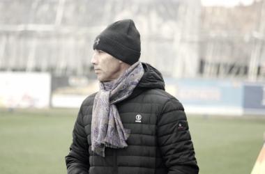 """Antonio Calderón: """"Ha sido un partido muy difícil"""""""