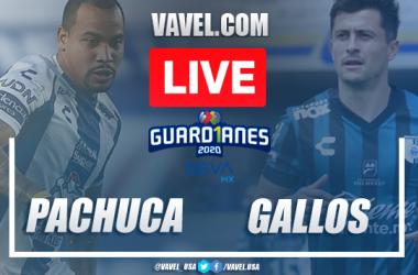Pachuca vs Querétaro: LIVE Stream Online and Liga MX Updates (0-0)