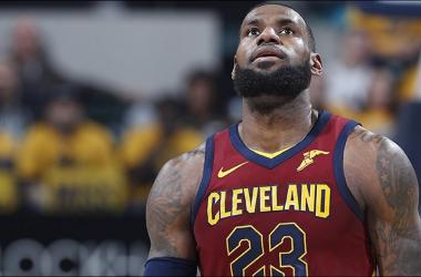 NBA - Korver, James e cinismo: Cleveland espugna Indiana ed impatta la serie - Foto Cavs Twitter