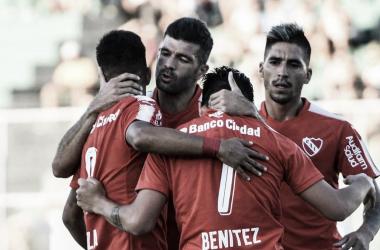 Independiente dio muestra de su categoría. Foto: Web