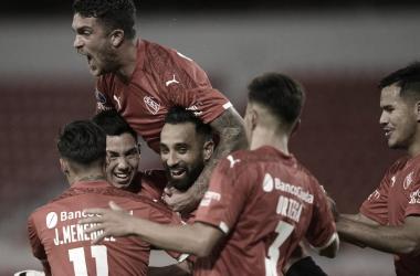 Triunfo clave para Independiente por Sudamericana