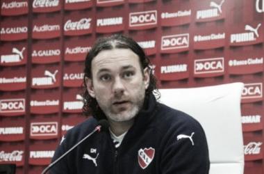 El desafío de Independiente en lo que resta del 2016.Foto: Club Independiente