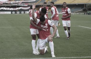 Independiente Santa Fe ganó y confirmó su clasificación a los Playoffs