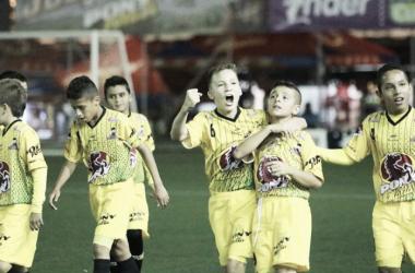 Inder Medellín confirmó su clasificación a octavos de final.   Foto: Los Paisitas