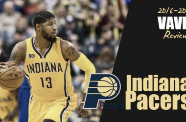 Paul George led the Pacers to the Playoffs this season.
