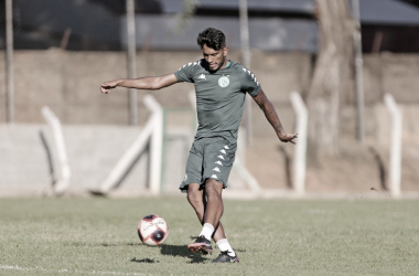 Após vitória sobre Santo André, Índio destaca força e diferencial no elenco do Guarani