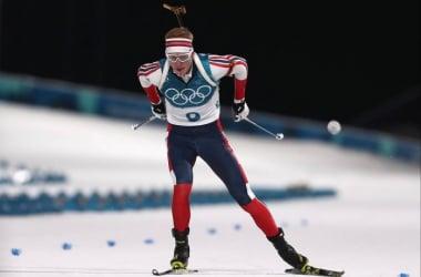 Le norvégien remporte son premier titre olympique. (Twitter: @jeuxolympiques)