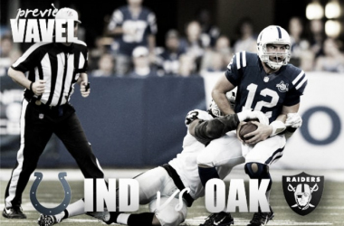 Indianapolis Colts vs. Oakland Raiders preview: playoff storylines abound