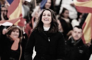 Inés Arrimadas se muestra fuerte y valiente para liderar Ciudadanos