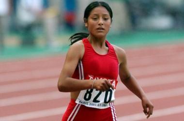Inés estará presente el la maratón de NY en noviembre