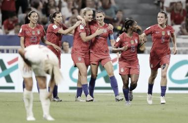 Estados Unidos no ha perdido en las dos últimas Copas del Mundo // Foto: ESPN