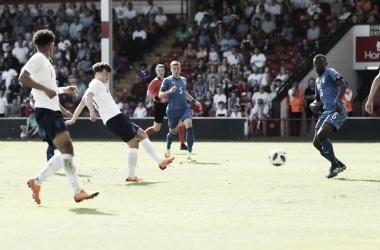 Italia sub17 cae derrotada ante Inglaterra sub17