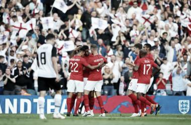 Camino a Rusia de Inglaterra 2018: al Mundial con paso arrollador