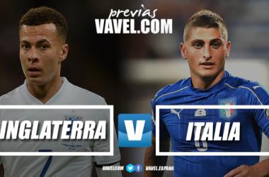 Previa Inglaterra vs Italia: un clásico descafeinado