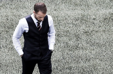 Southgate sin recriminaciones hacia los jugadores (Foto: Sitio Oficial FIFA)