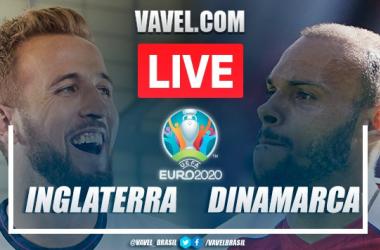 Gols e melhores momentos de Inglaterra 2 x 1 Dinamarca pela Eurocopa