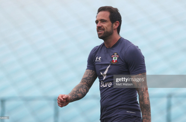 Danny Ings is back fit and training again.(Photo by Matt Watson/Southampton FC via Getty Images)