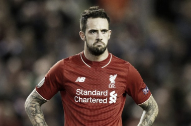 Danny Ings durante un encuentro con el Liverpool. Foto: Skysports