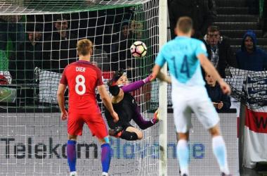 Qualificazioni Russia 2018 - Inghilterra bloccata in Slovenia: è solo 0-0