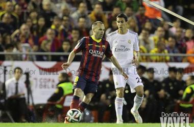 FC Barcelona 2013/14: Andrés Iniesta