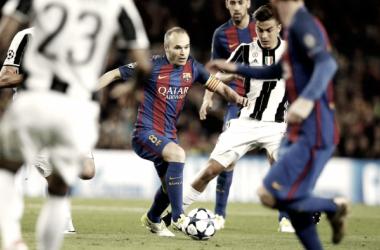 FC Barcelona - Juventus: puntuaciones del Barcelona, cuartos de final de la Champions League