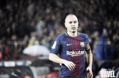 Anuario VAVEL FC Barcelona 2017: Andrés Iniesta, el capitán va abriendo paso