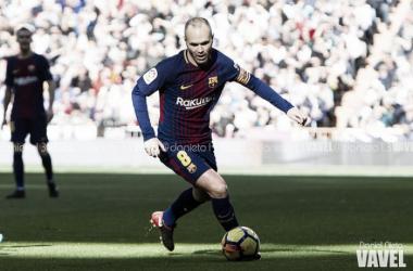"""Iniesta: """"La victoria solo significa un paso más"""""""