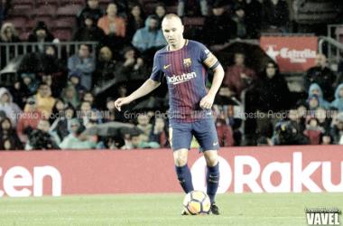 """Andrés Iniesta: """"Todo el mundo lo ha visto menos quien lo tenía que ver"""""""