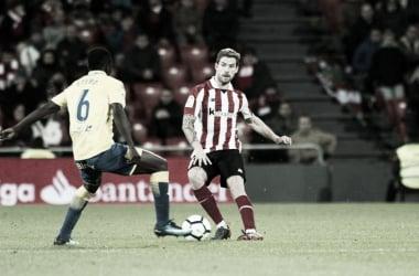 Iñigo Martinez la pasada temporada. | Foto: Athletic