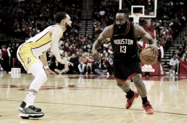 James Harden's injury is obviously going to hurt the Houston Rockets, but they should be relatively fine without him barring any other setbacks. Photo Credit: Erik Williams/USA TODAY Sports.