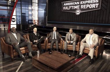 Foto vía: Inside The NBA.