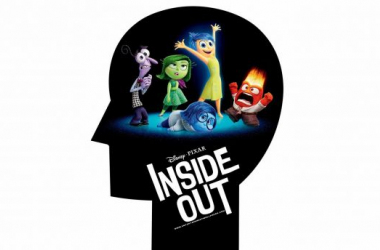 Cartel de 'Inside Out'. Foto: pixar.com